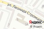 Схема проезда до компании Центр содействия развитию ребенка в Днепре