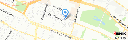 Allesgood на карте Днепропетровска
