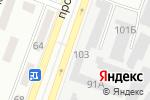 Схема проезда до компании СТ Эконом в Днепре