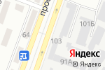 Схема проезда до компании Еко їжа в Днепре
