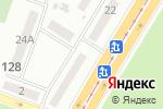 Схема проезда до компании Аввэ-Авто в Днепре