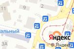 Схема проезда до компании Киоск по продаже мобильных телефонов и аксессуаров в Днепре
