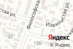 Схема проезда до компании Адвокат Донецкий А.А. в Днепре