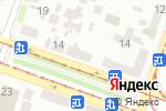 Схема проезда до компании Пивной Гараж в Днепре