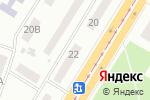 Схема проезда до компании Mixen в Днепре