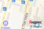 Схема проезда до компании Соцмаркет в Днепре