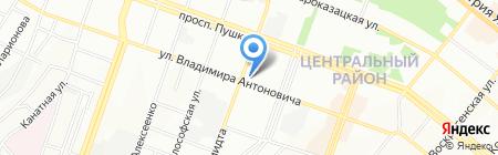 АСКОМТЕХ на карте Днепропетровска