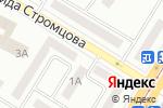 Схема проезда до компании Магазин канцтоваров в Днепре