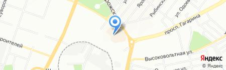 Dr.Shoes на карте Днепропетровска