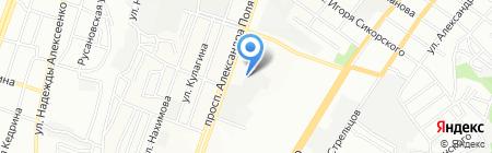 Витамин на карте Днепропетровска