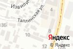Схема проезда до компании Нотариус Шуваева Е.С. в Днепре