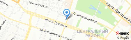Mister & Missis Shmidt на карте Днепропетровска