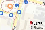Схема проезда до компании Diskont-Place в Днепре