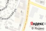 Схема проезда до компании Шаг с надеждой в Днепре