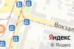 Схема проезда до компании Днепропетровский хлебозавод №10 в Днепре