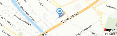 Волков А.Л. ЧП на карте Днепропетровска