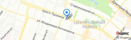 Mobilis на карте Днепропетровска