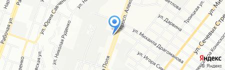 ДойчЭлектроСервис на карте Днепропетровска