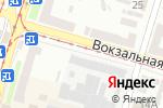 Схема проезда до компании Пласт-Ролло, ТОВ в Днепре
