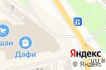 Схема проезда до компании WaGGon в Днепре