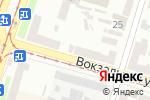 Схема проезда до компании Планета Инструмент в Днепре