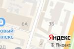 Схема проезда до компании Мебель-В-Дом в Днепре