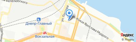 DeWalt на карте Днепропетровска