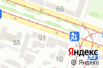 Схема проезда до компании Бассара в Днепре