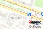 Схема проезда до компании Илона в Днепре