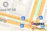 Схема проезда до компании Альфа-Банк, ПАО в Днепре
