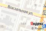 Схема проезда до компании Гранд в Днепре