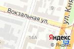 Схема проезда до компании Шинок в Днепре