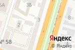 Схема проезда до компании Кіровське районне Товариство сприяння обороні України в Днепре