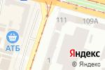 Схема проезда до компании Салон оптики в Днепре
