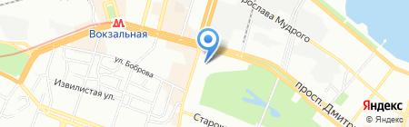 PROtravel info на карте Днепропетровска