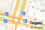 Схема проезда до компании Star Mobile в Днепре