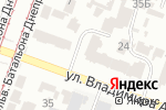 Схема проезда до компании Mpit.com.ua в Днепре