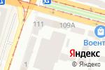 Схема проезда до компании Humana в Днепре