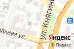 Схема проезда до компании Эйр Стрим в Днепре
