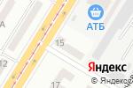 Схема проезда до компании HotCold в Днепре