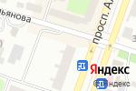 Схема проезда до компании Auroom в Днепре