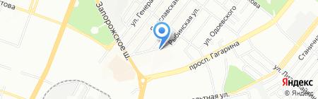 СМП-Украина на карте Днепропетровска