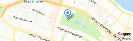 Только для Вас на карте Днепропетровска