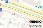 Схема проезда до компании МЕТИЗка в Днепре