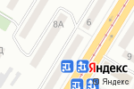Схема проезда до компании Mag-Market в Днепре