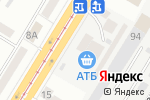 Схема проезда до компании BNK 24 в Днепре