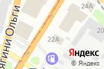 Схема проезда до компании Электрокомплект в Днепре