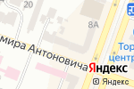 Схема проезда до компании Банкомат, КБ ПриватБанк, ПАО в Днепре