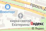 Схема проезда до компании Jedani в Днепре
