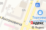 Схема проезда до компании StockOFF в Днепре